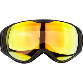Julbo Luna Multilayer Fire Dame black/snow tiger/multilayer fire